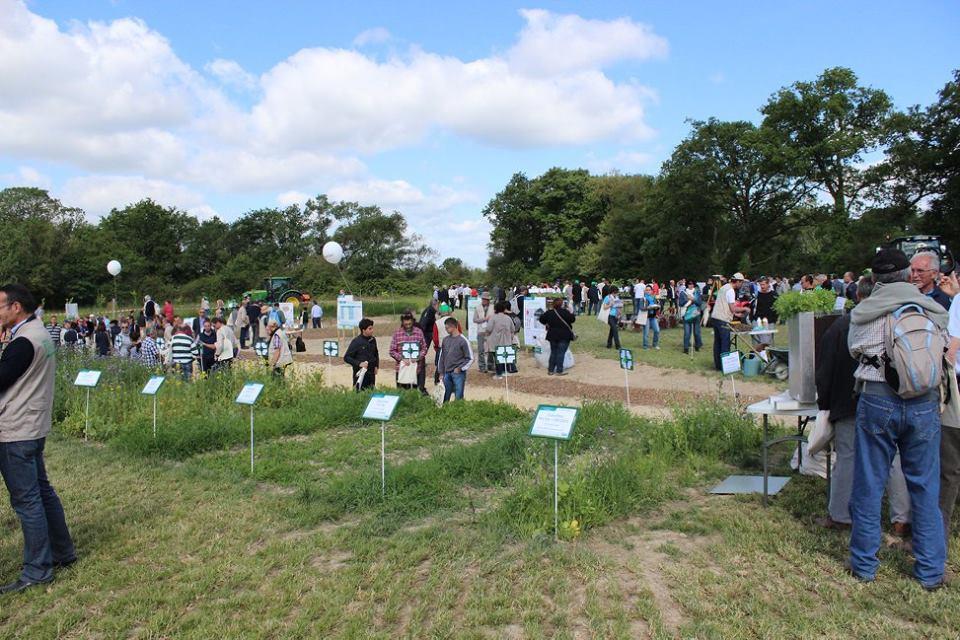 11 000 visiteurs venus découvrir les solutions pour l'agriculture de demain