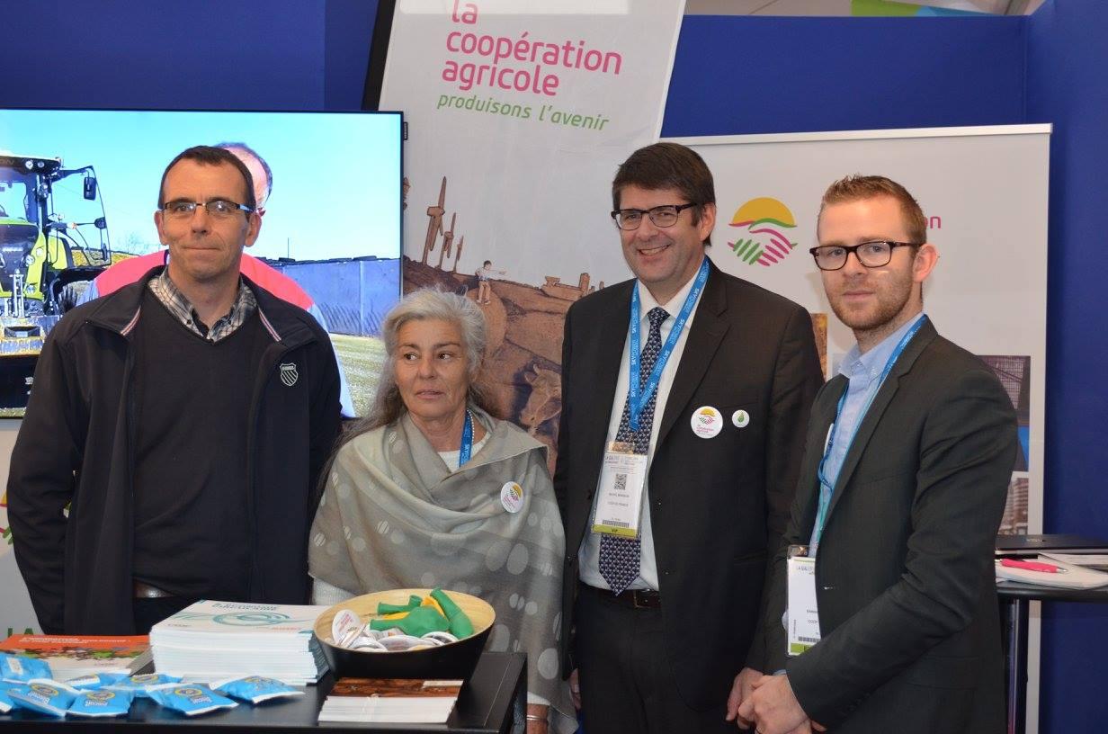 AgriCO2, une innovation présentée à la COP 21