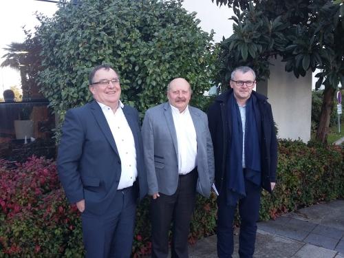 Les délégués de la CAM, de Terrena Poitou et de de Terrena approuvent en AGE le projet de fusion de leurs coopératives