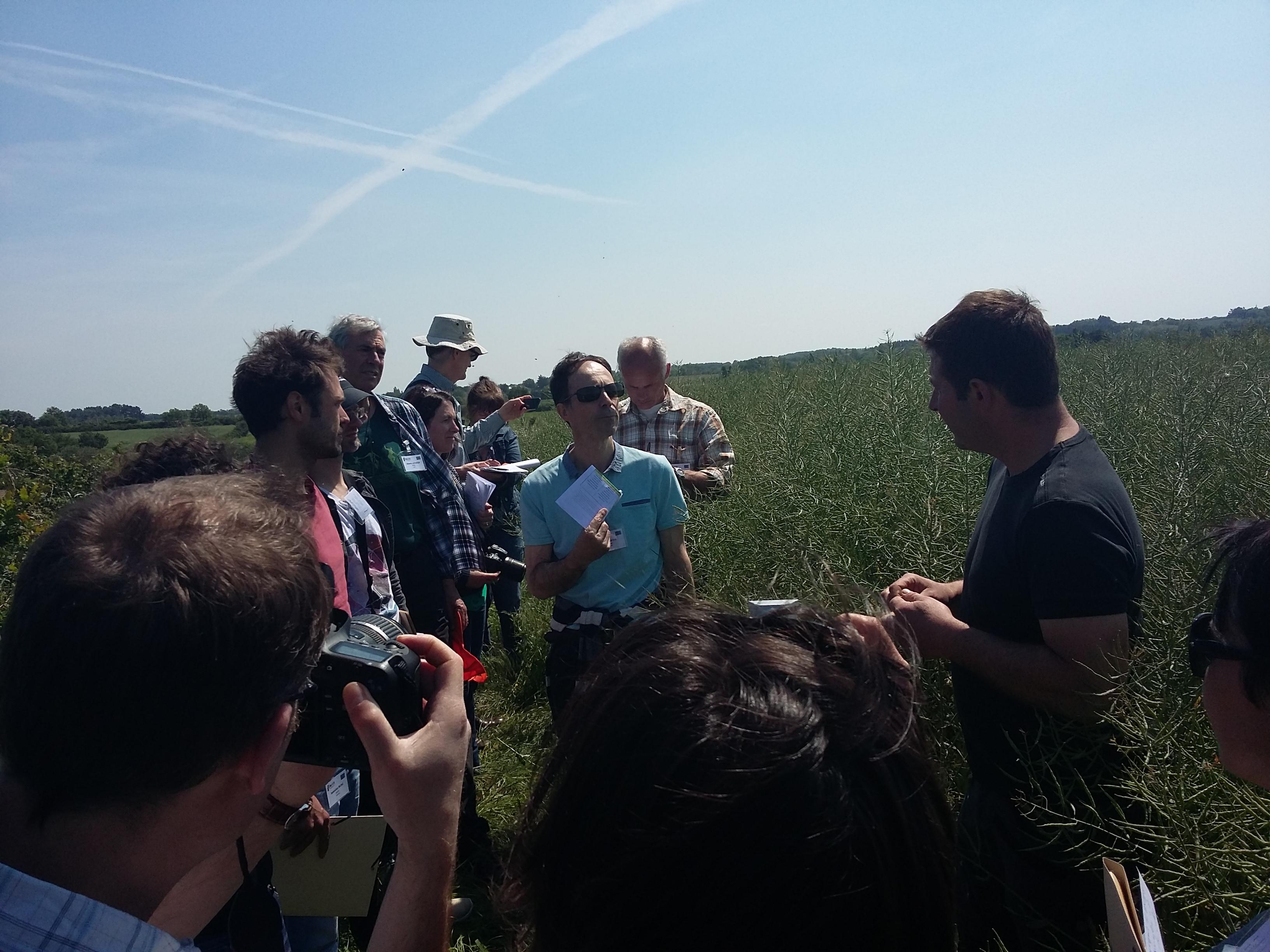 Projet ReMIX : 70 chercheurs venus de toute l'Europe à Terrena