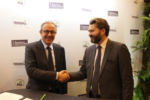 Compass Group France adopte La Nouvelle Agriculture