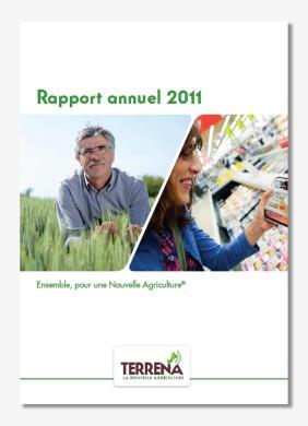 Une rapport annuel