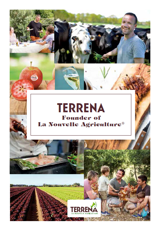 Every day Terrena produces quality food from its animal and plant production.