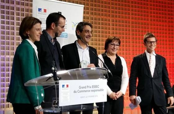 Prix ESSEC : Terrena et Système U récompensé