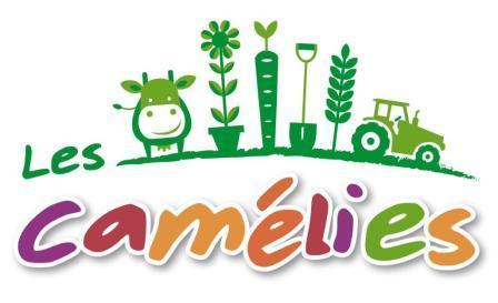 Rendez-vous aux Camélies les 9, 10 et 12 juin !