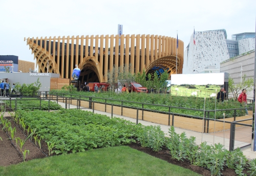 Terrena, partner of French Pavilion at Milan Expo 2015
